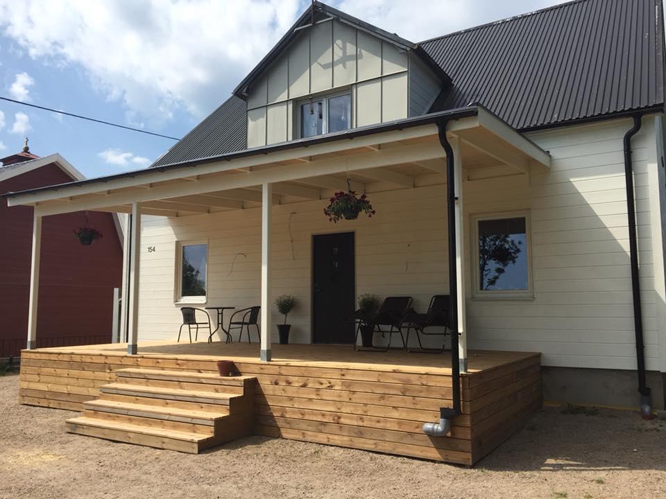 Snickare kristianstad-renovering med hus